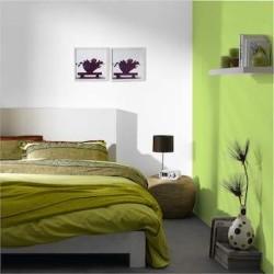 5 finitions au choix pour une peinture parfaite le bricolage de a z. Black Bedroom Furniture Sets. Home Design Ideas