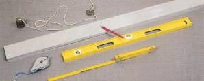 Les instruments de mesure et de traçage