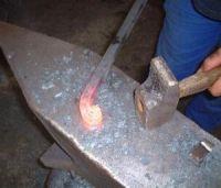 Le travail de fer