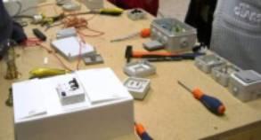 Les outils pour électricité