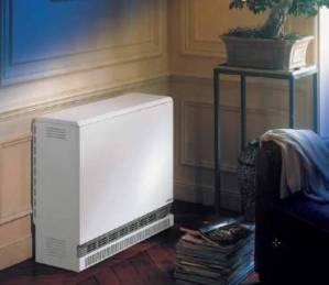 Un radiateur à accumulation