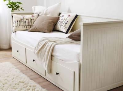 Un autre modèle de canapé-rangement