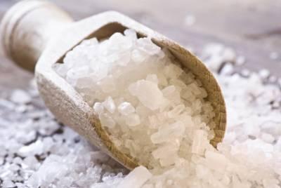 Du gros sel